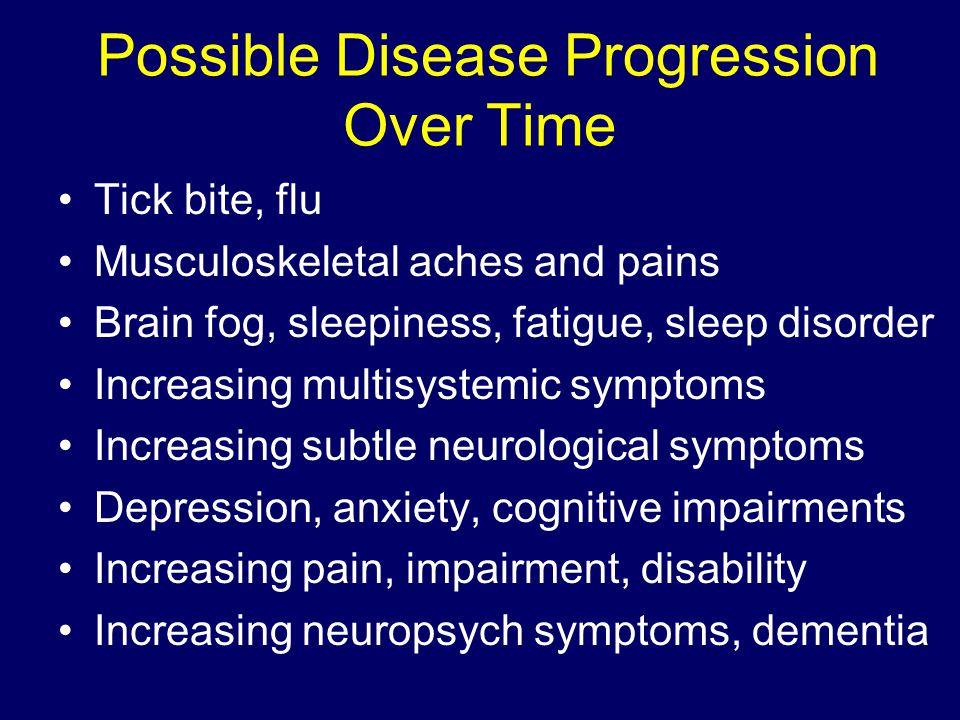 Lyme and Dementia I MacDonald AB, Miranda JM.Hum Pathol.