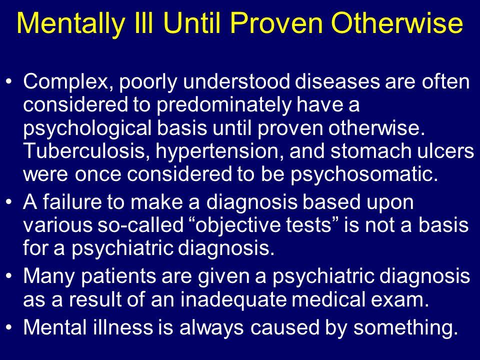 What Symptoms Perpetuate TBD Disease.