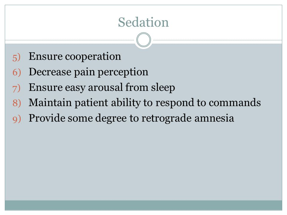 Monitoring Observe and document patient's response to medications and the procedure.