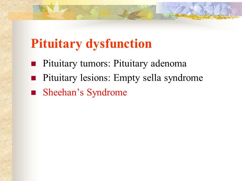 Ovarian factors PCOS LUFS POF Ovary insensitivity syndrome Congenital abnormality Surgery or X-ray Ovarian endometriosis Ovarian tumor