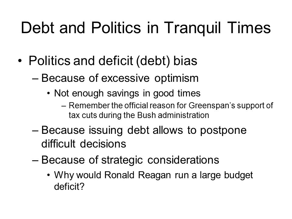The current system is inefficient: It brings some pain… Source: Wright (2010) Length of Debt-Restructuring Delays