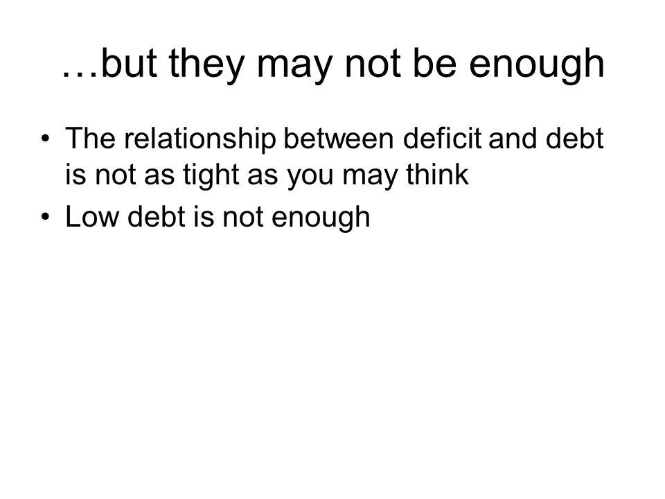 How Debt Grows.