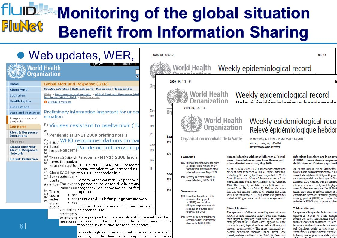 Updated Interim WHO Guidance on Global Surveillance