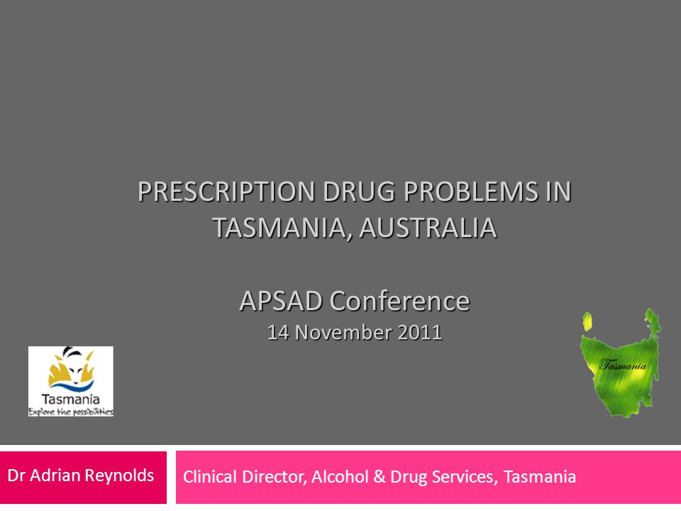 Structural Reforms to Improve Care  Tasmania will look to further enhance our regulatory-clinical interface to provide education & structural incentives to prescribers through the authority application process  e.g.