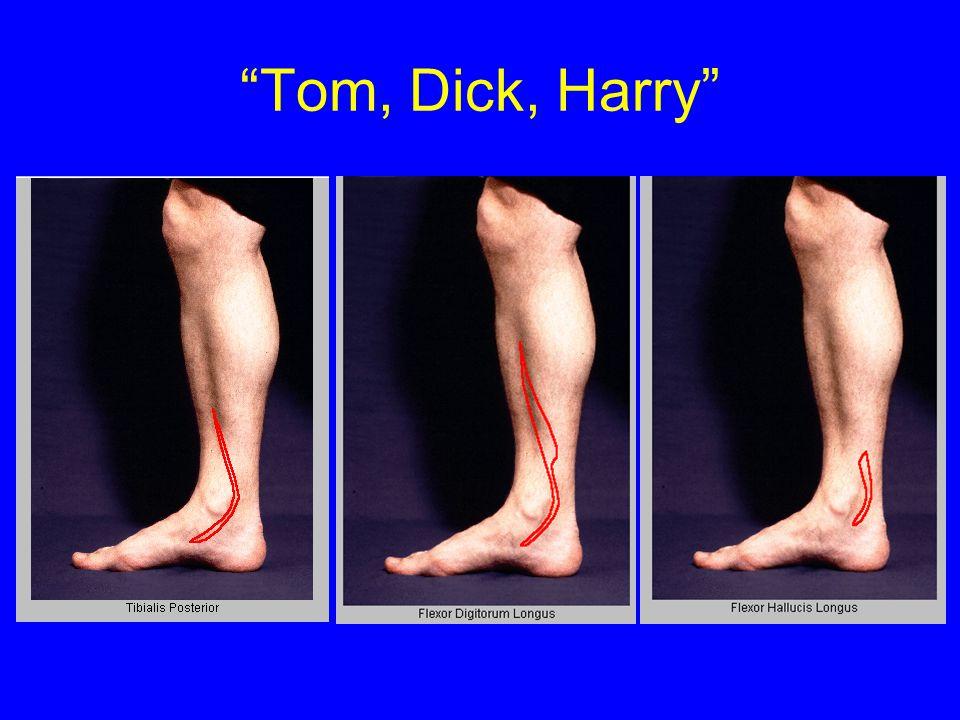 Tom, Dick, Harry