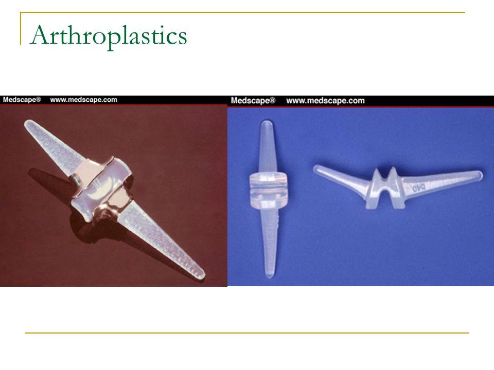 Arthroplastics