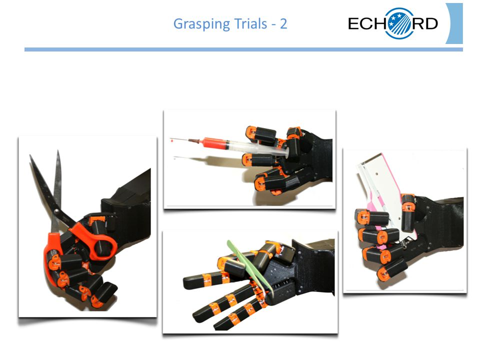 Grasping Trials - 2