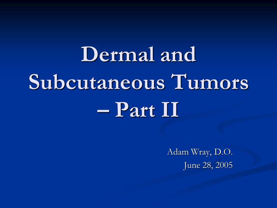 Desmoid Tumor 5 subtypes Abdominal wall Extrabdominal Intrabdominal Multiple Gardner's syndrome