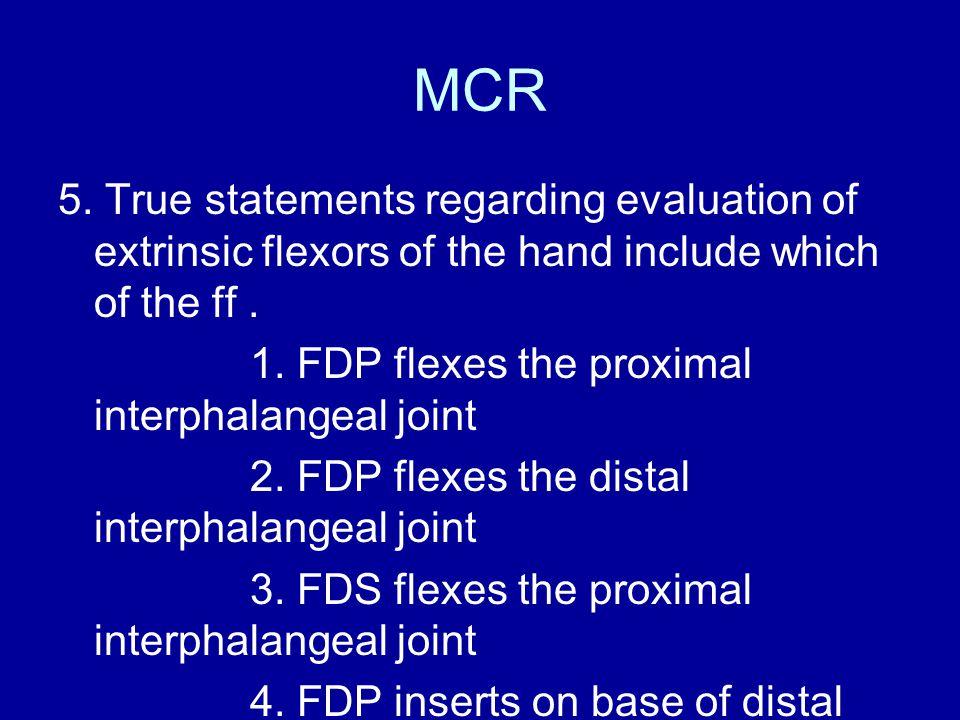 MCR 5.