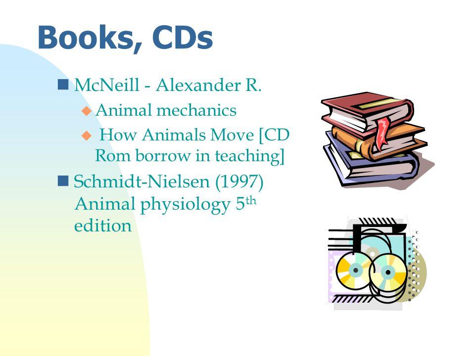Books, CDs nMcNeill - Alexander R.