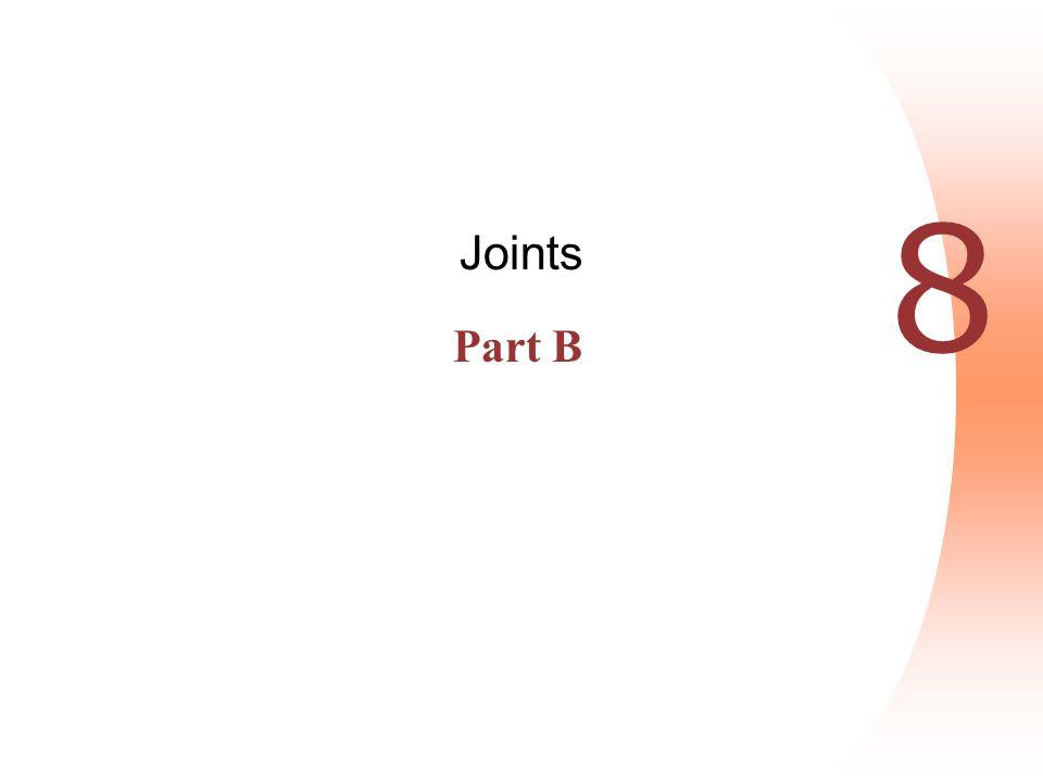8 Joints Part B