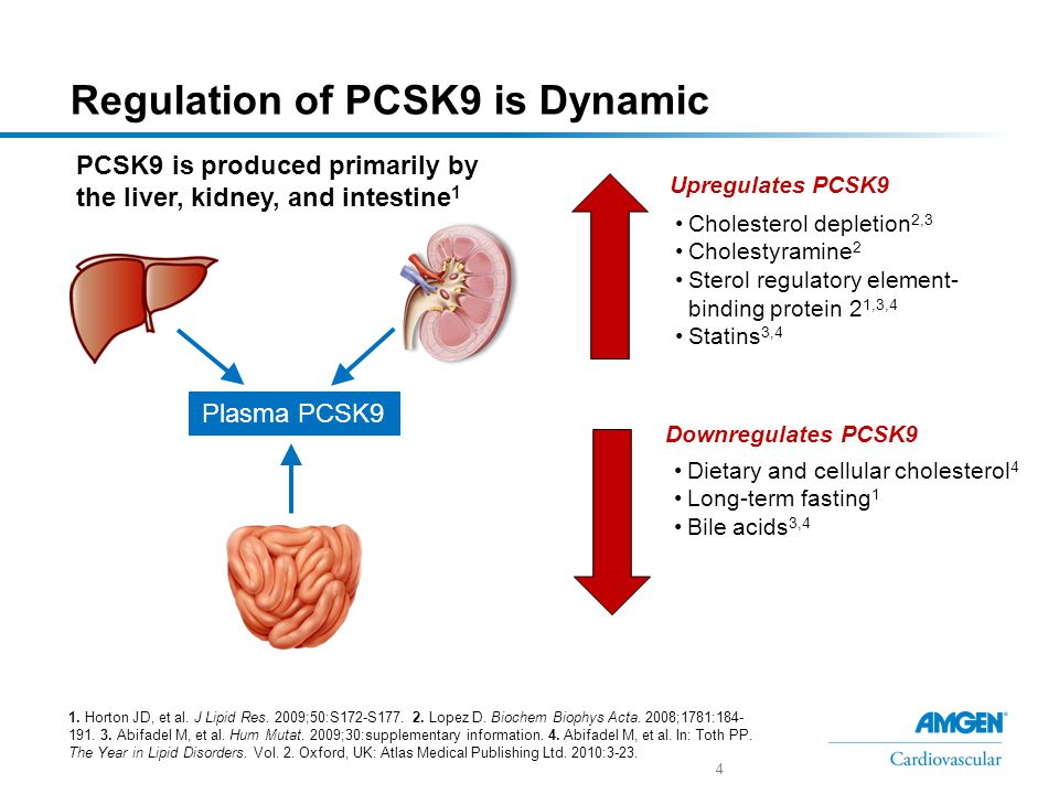 PCSK9 LOF Compound Heterozygote With No Detectable Circulating PCSK9 Adapted from Zhao Z, et al.