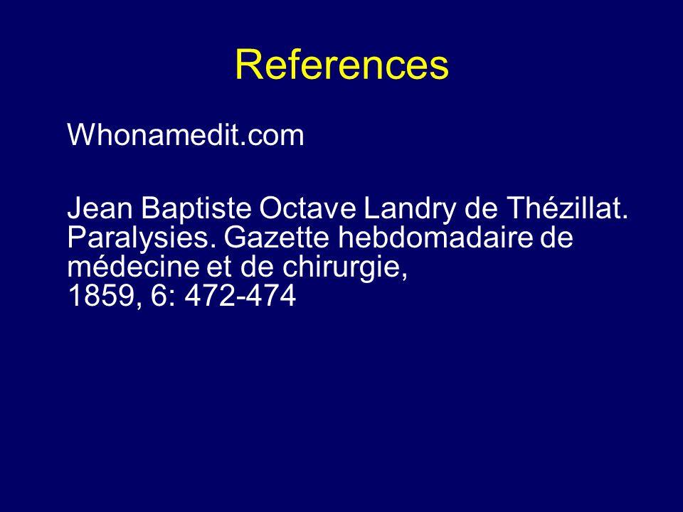 References Whonamedit.com Jean Baptiste Octave Landry de Thézillat.