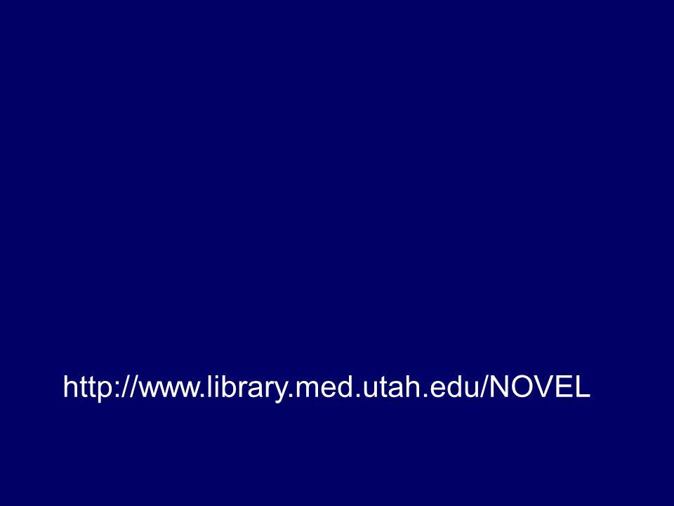 http://www.library.med.utah.edu/NOVEL