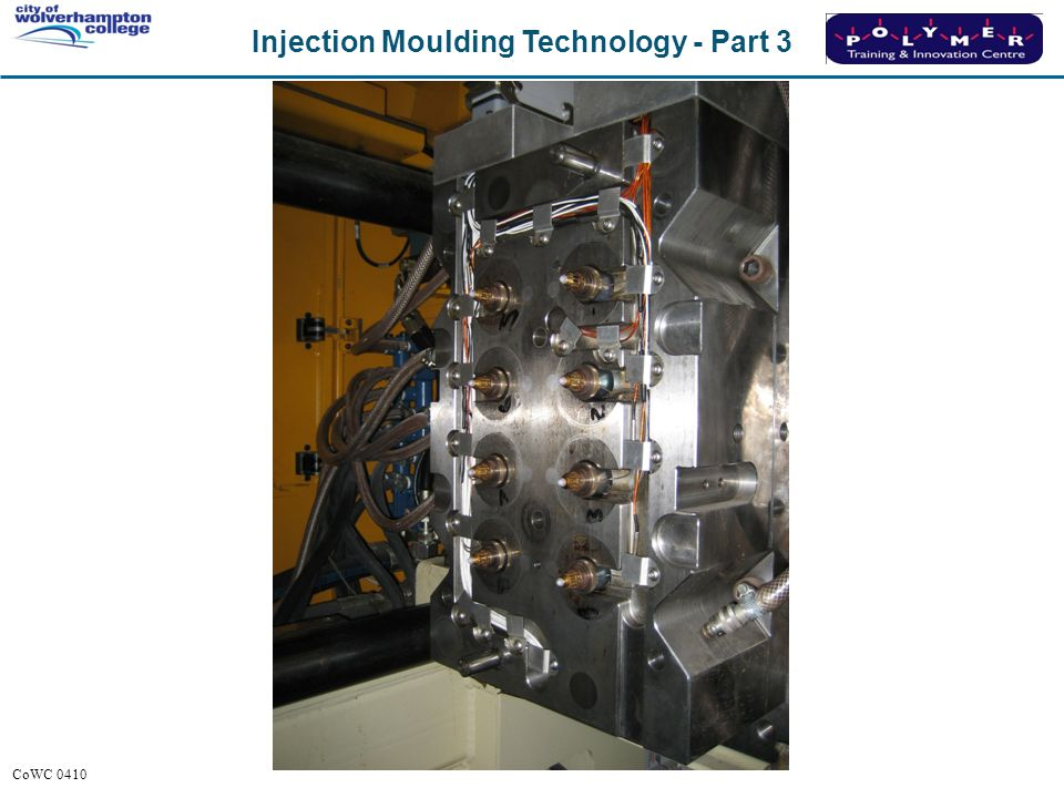 Injection Moulding Technology - Part 3 CoWC 0410