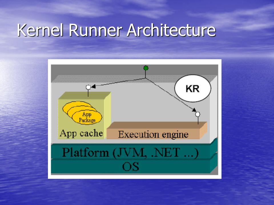 Kernel Runner Architecture