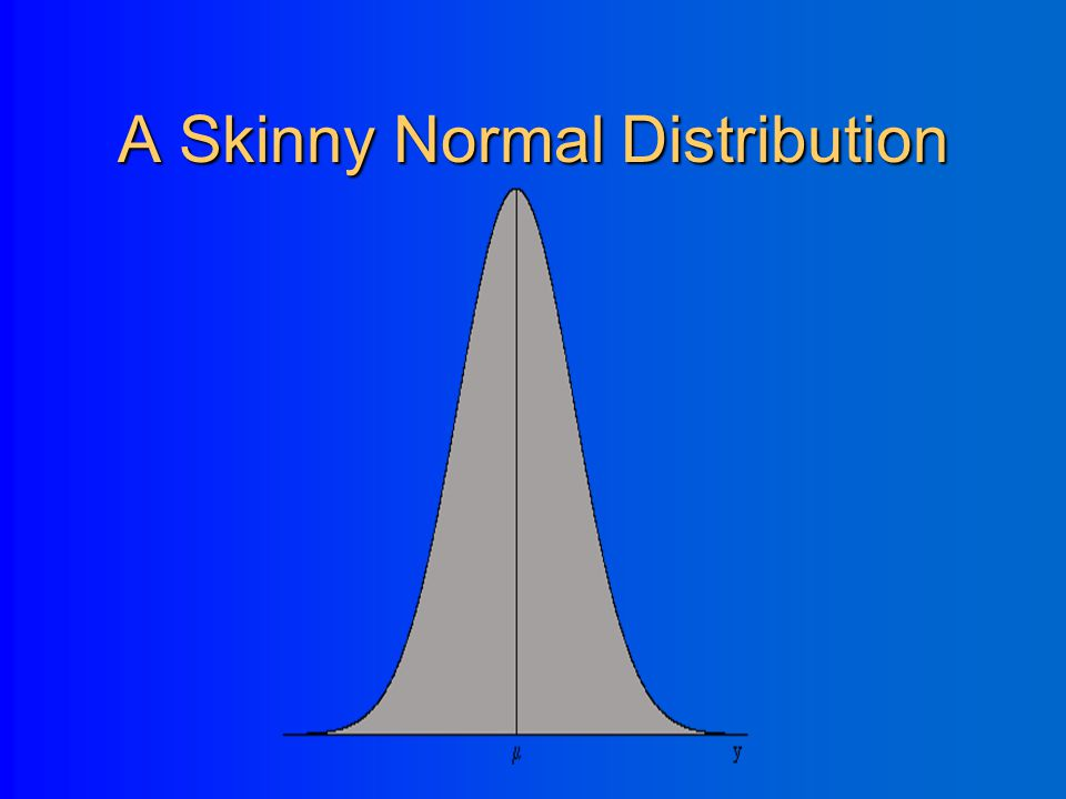 In-Class Exercise If birth weights in a population are normally distributed with a mean of 109 oz and a standard deviation of 13 oz, a.