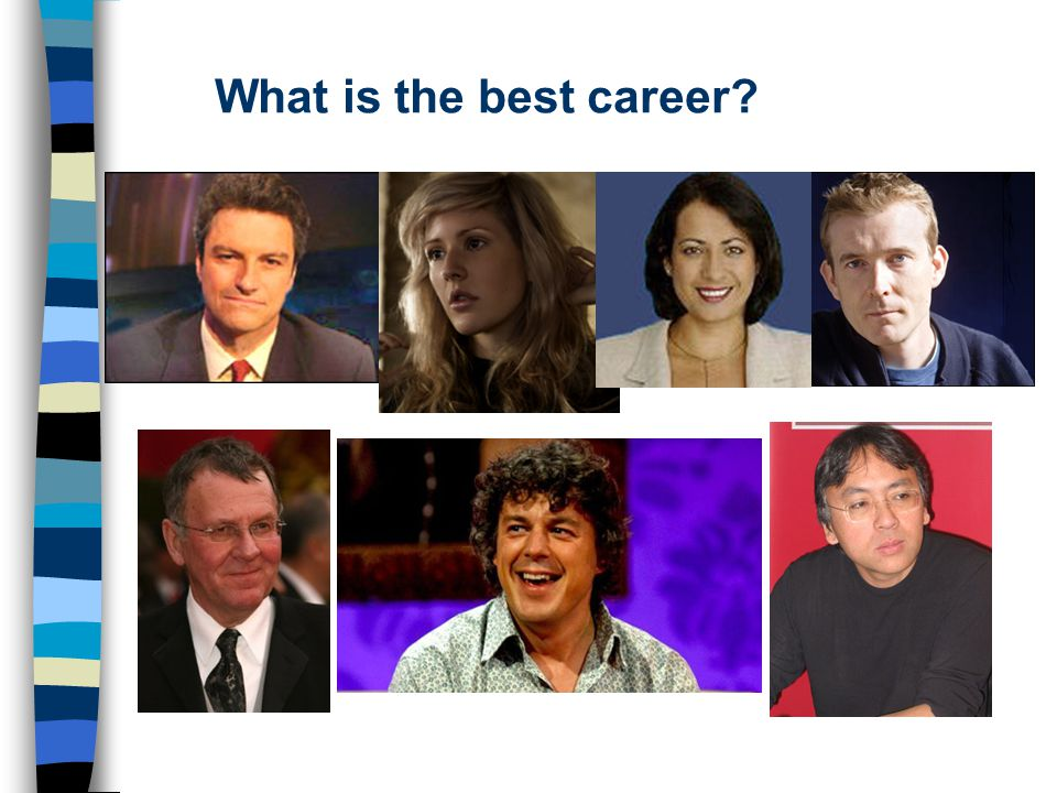 What is the best career?