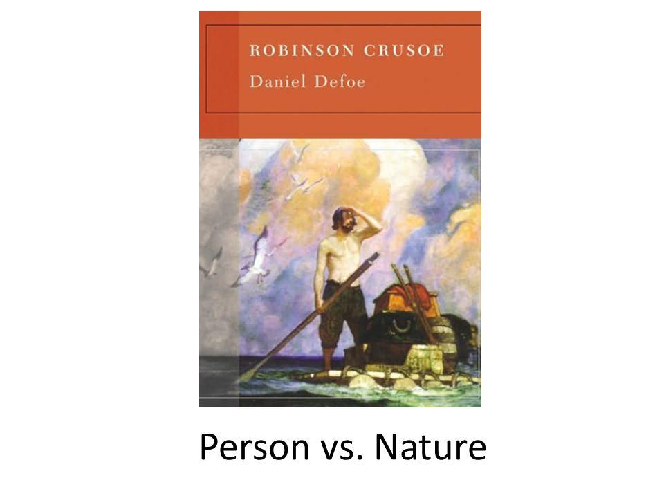 Person vs. Nature