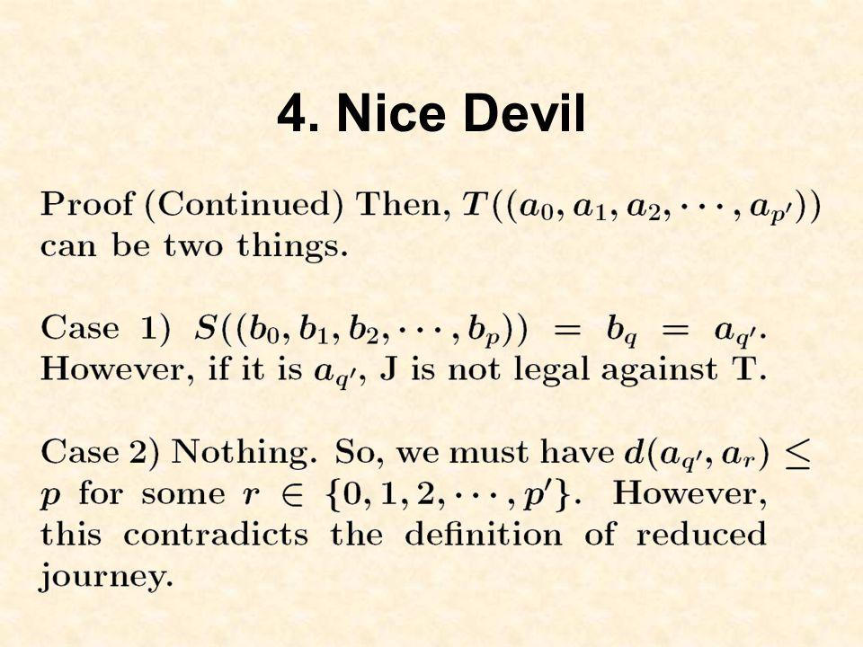 4. Nice Devil