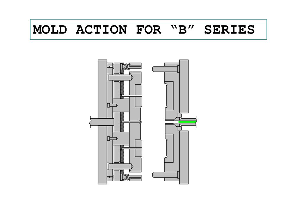 MOLD ACTION FOR T SERIES