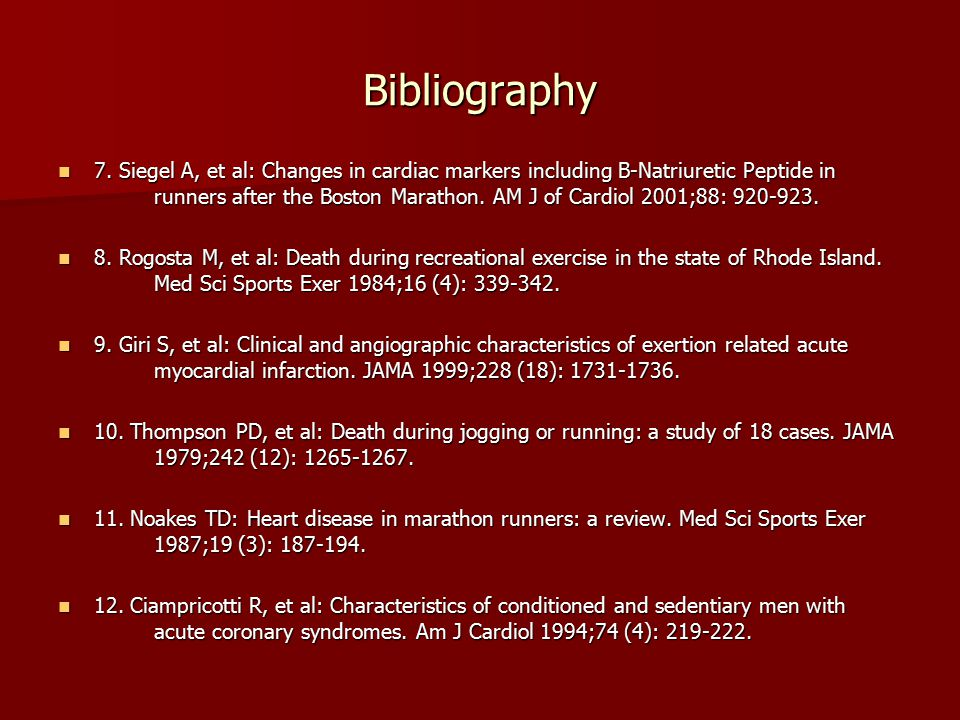 Bibliography 7.