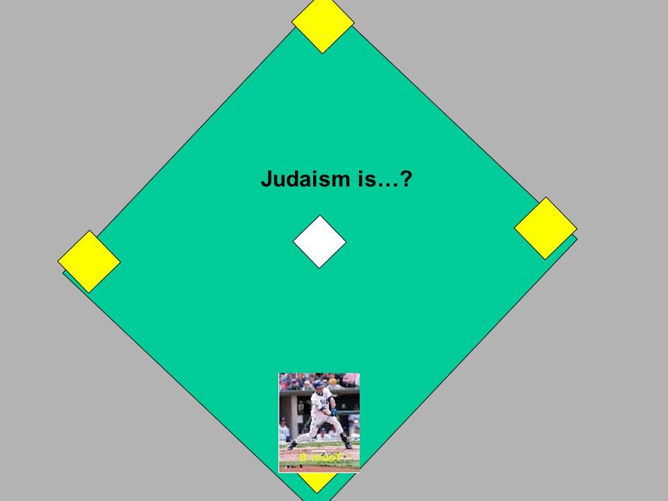 Abraham was originally from the city of Ur. If you answered correctly, you have a 3 base hit! Your runner on 1st comes home. If you answered incorrect