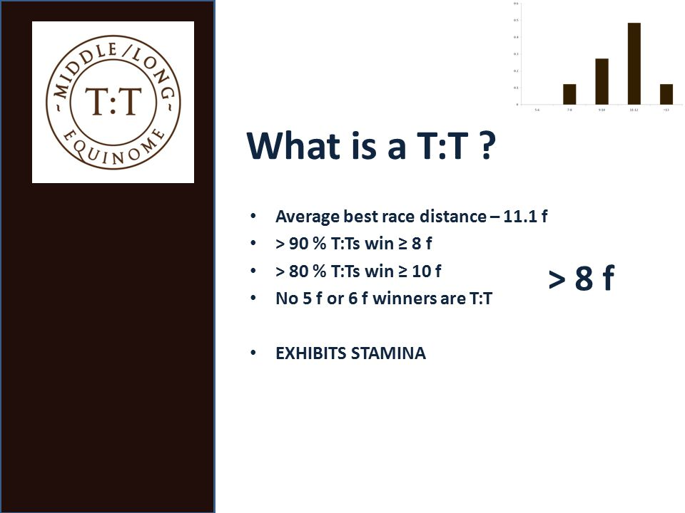 What is a T:T .