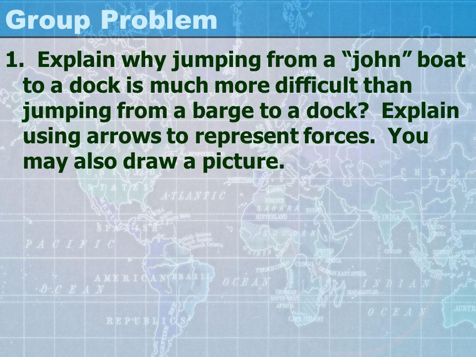 Group Problem 1.