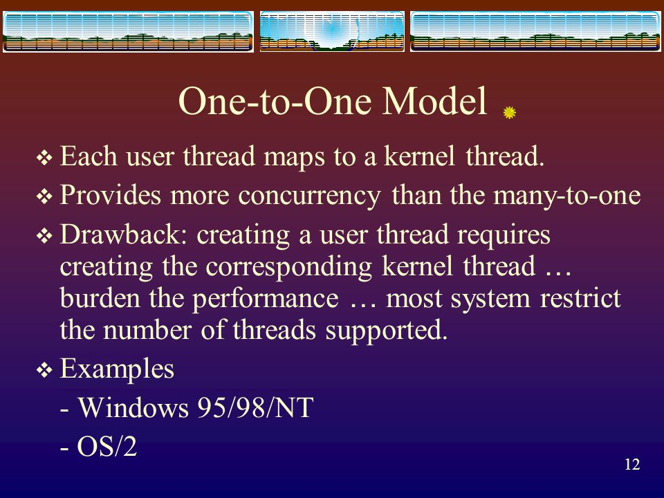11 Many-to-One Model