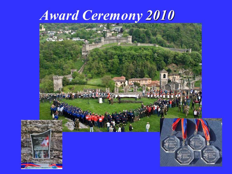 2010 Award Ceremony 2010