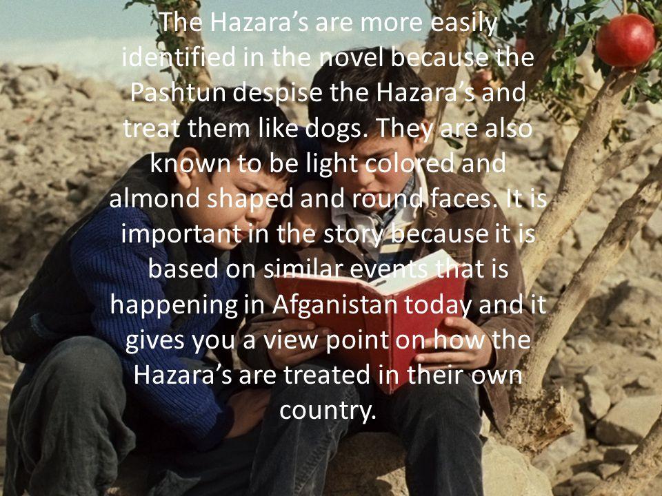 Quote A loyal Hazara.