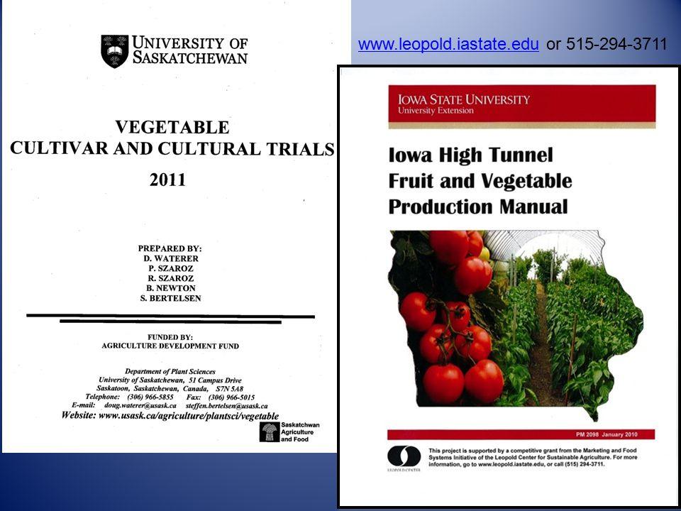 www.leopold.iastate.eduwww.leopold.iastate.edu or 515-294-3711