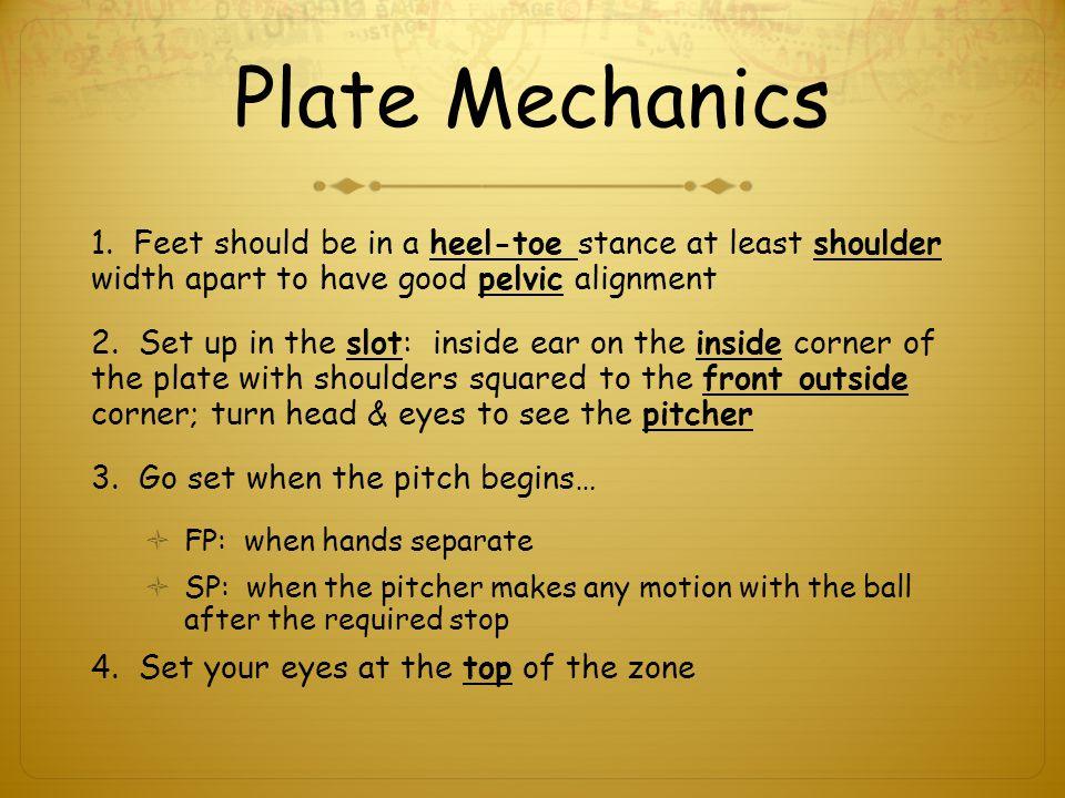 Plate Mechanics 1.