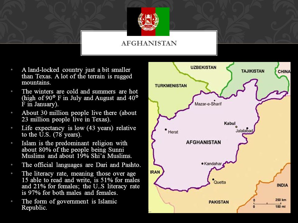 Afghanistan hit the world s headlines in 1979.