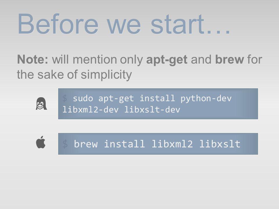 Creating the Virtualenv $ virtualenv indico-prod Installing distribute.............done.