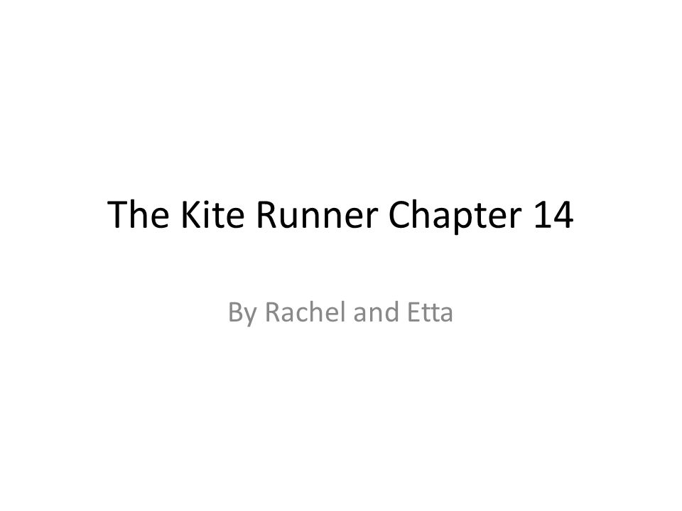 the kite runner betrayal thesis