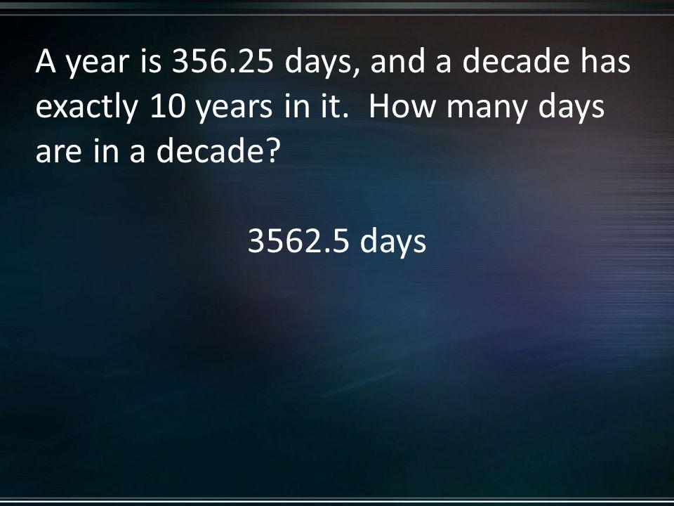 3562.5 days