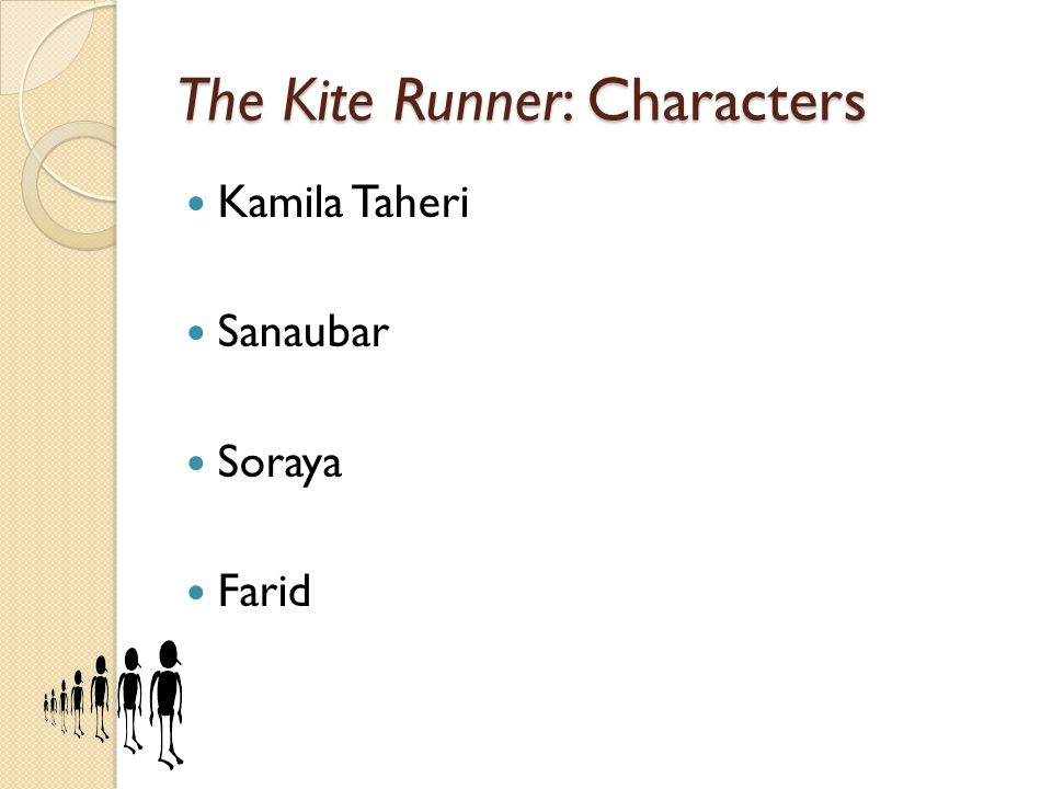 The Kite Runner: Thematic Subjects Love: A feeling of warm attachment or deep affection, as for a parent/child or friend.