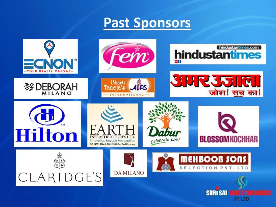Past Sponsors