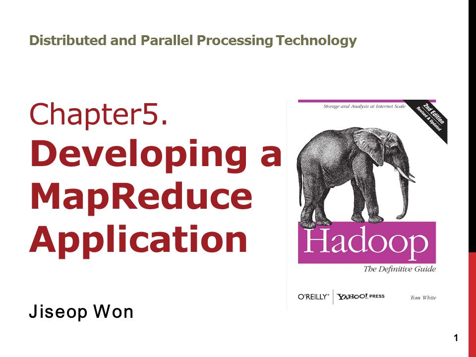 Distributed and Parallel Processing Technology Chapter5.