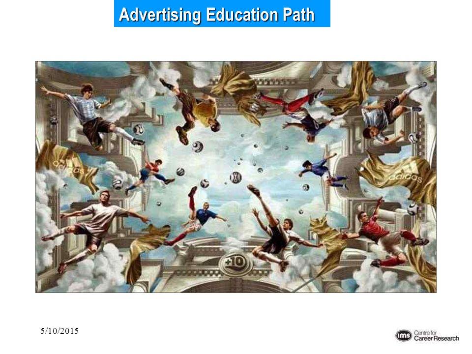 5/10/2015 Advertising Education Path