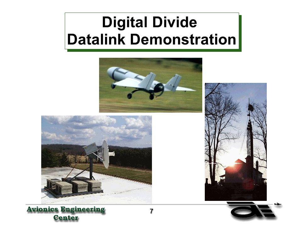 7 Digital Divide Datalink Demonstration