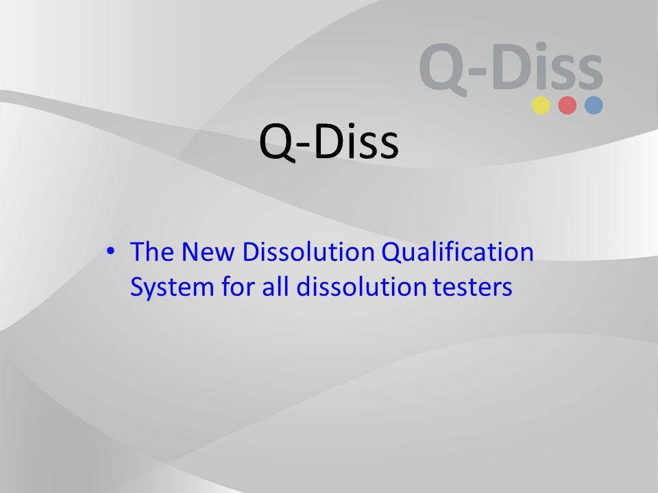 Why Q-Diss.