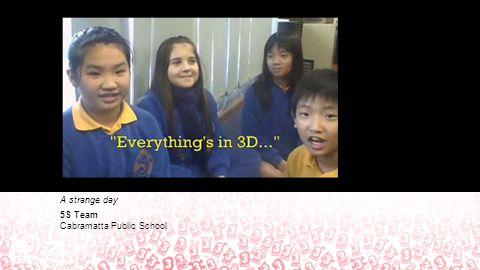 5S Team Cabramatta Public School