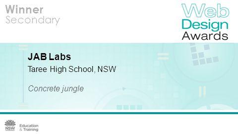 JAB Labs Taree High School