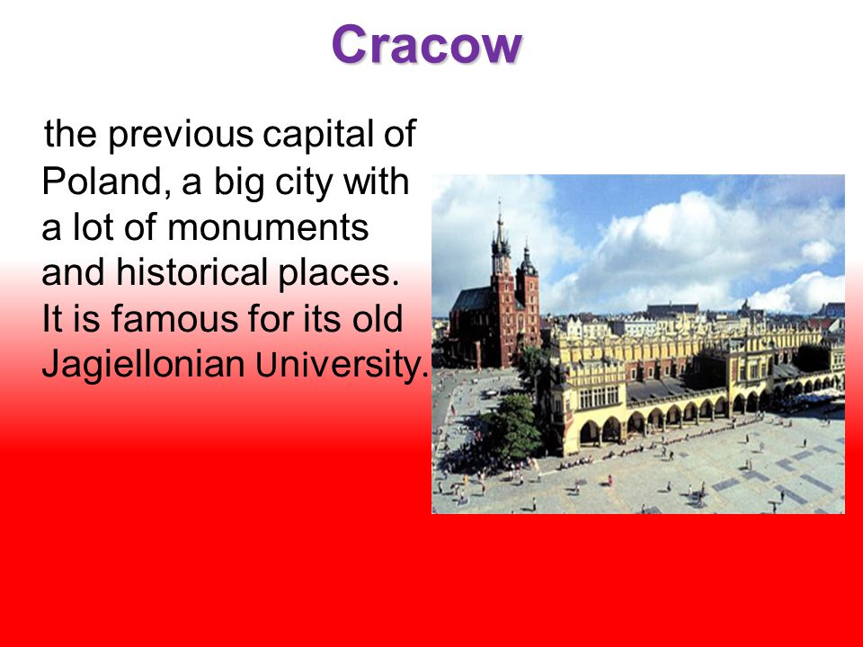 Cracow The Wawel Castle