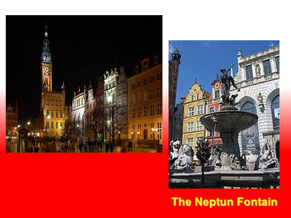 The Neptun Fontain