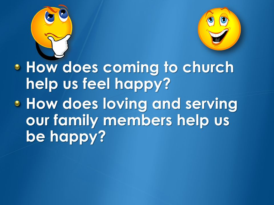 How does obeying the commandments bring us happiness.