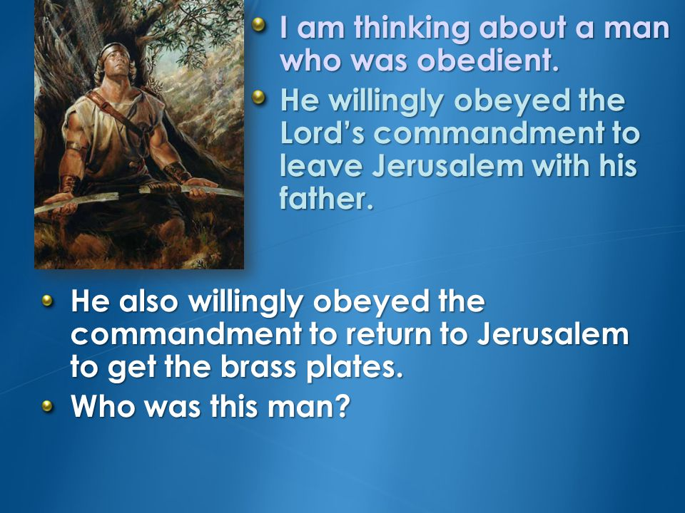 What does it mean to obey When we do as we are asked, we are obeying or being obedient.